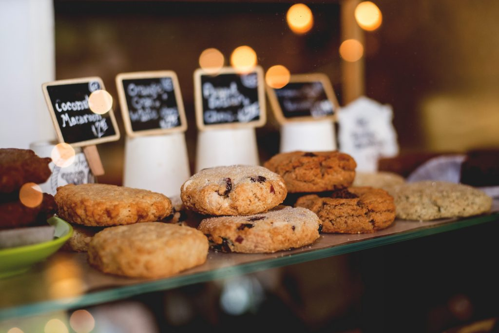 Our tasty pastries! Come and get best cookies