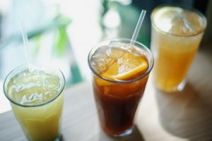 Some refreshing juices to keep you going!